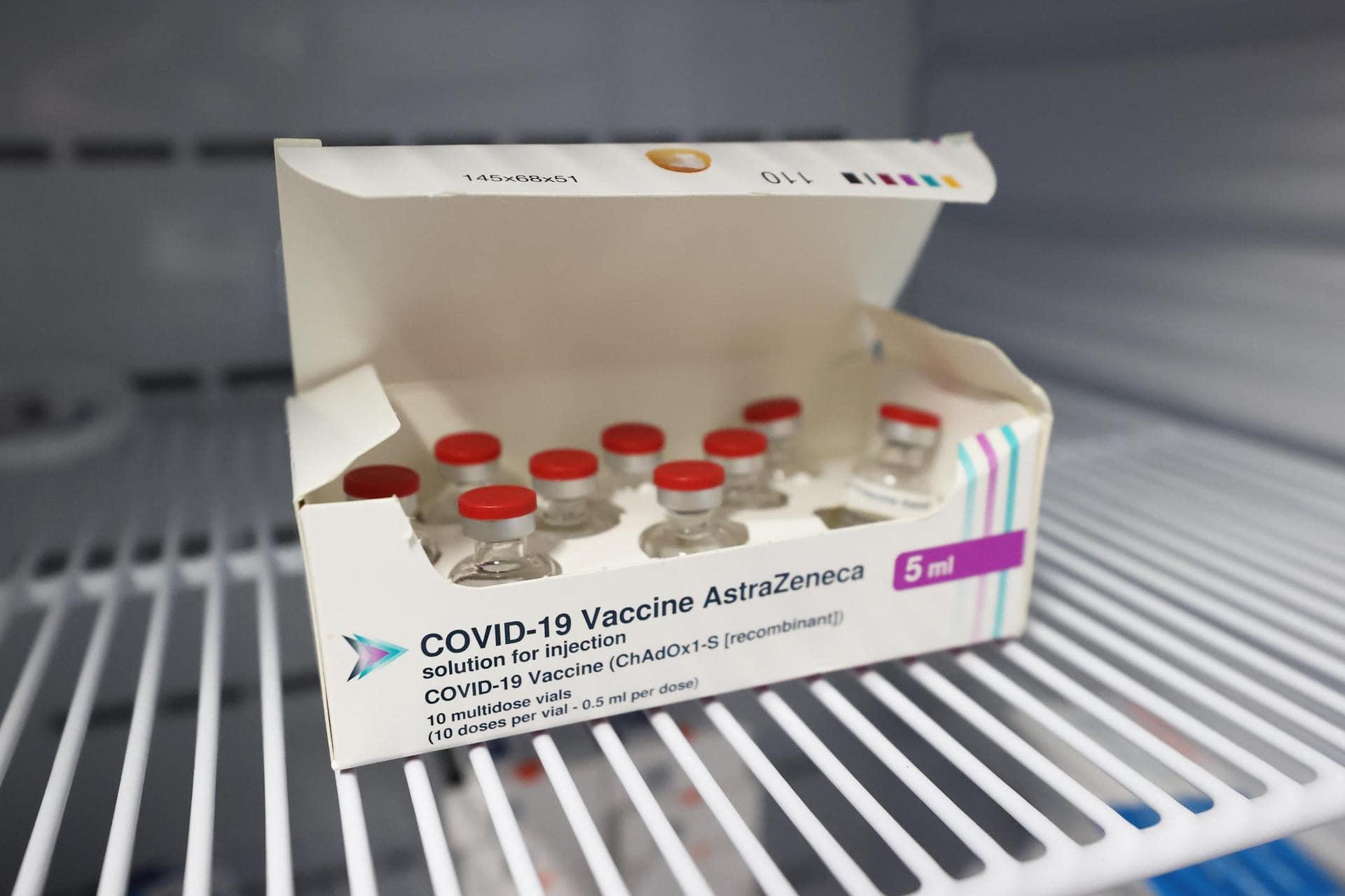 Impfstoffstreit: Astrazeneca wehrt sich gegen EU-Vorwürfe Streit um Lieferengpässe