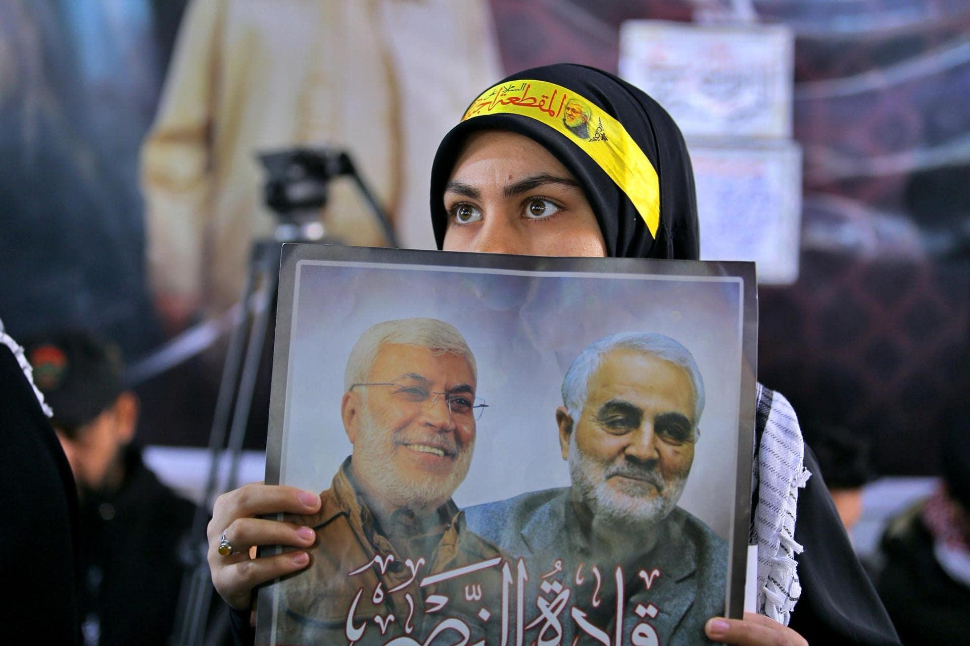 Iran will über Interpol nach US-Präsident Trump fahnden Nach Ermordung von Top-General