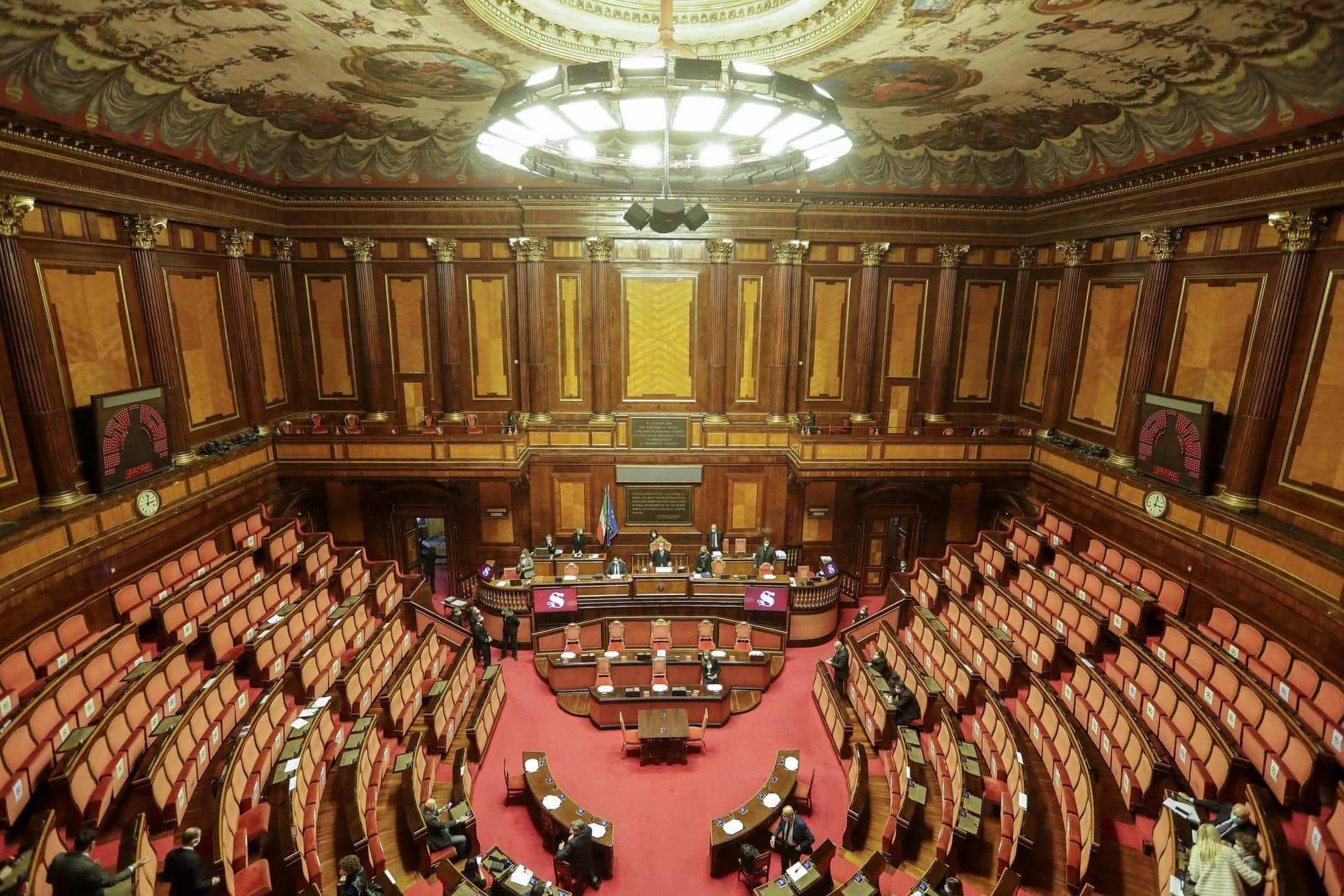 Italien sucht eine neue Regierung Nach Contes Rücktritt