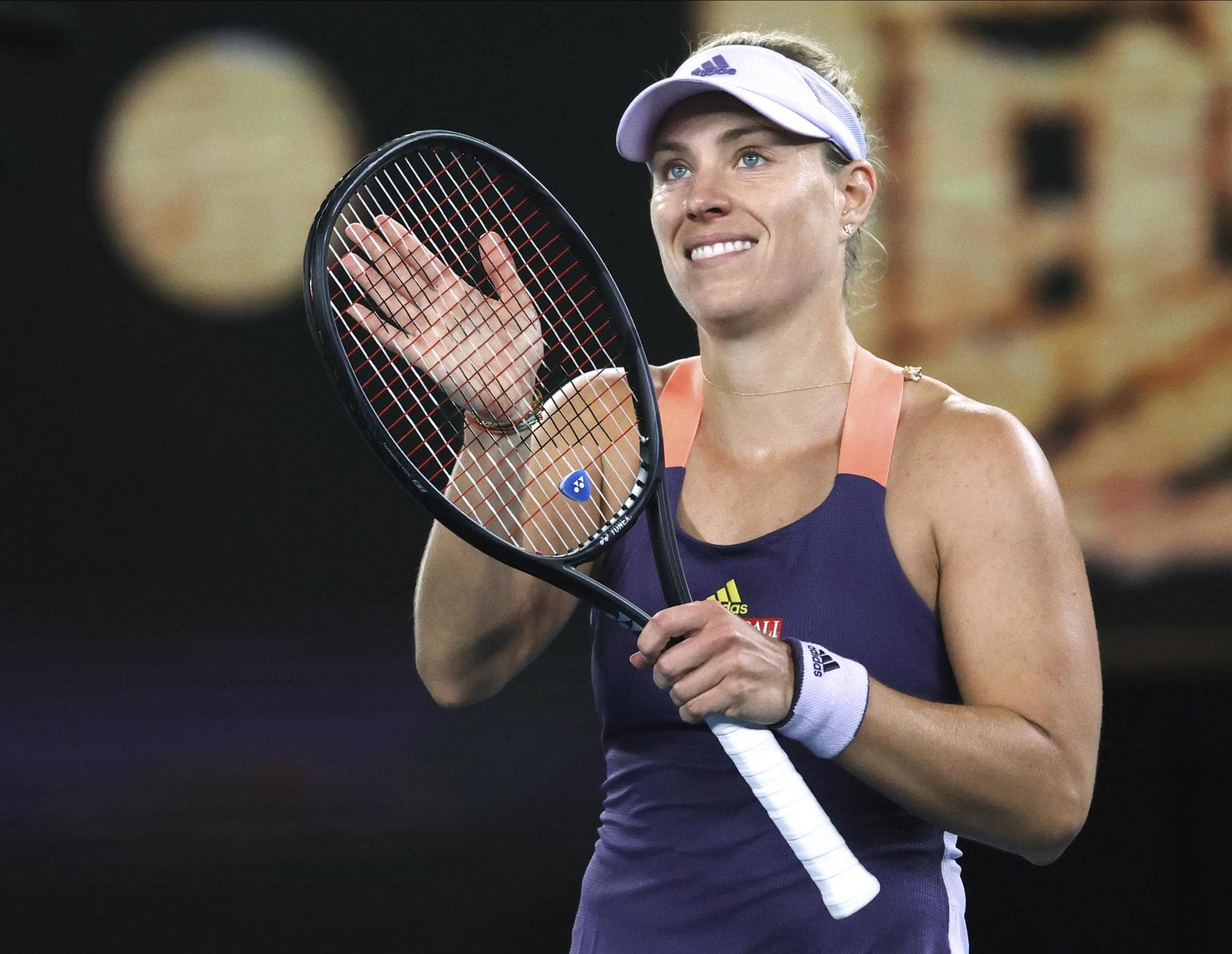 Kerber startet in Melbourne ins Tennis-Jahr Vorbereitungsturnier
