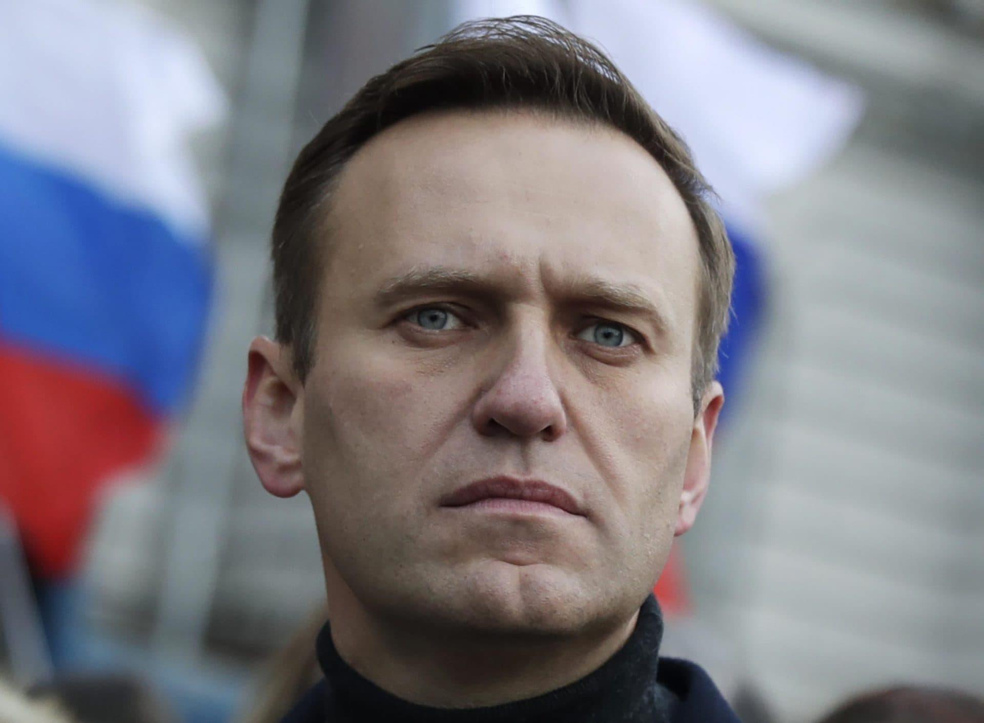 Kremlgegner Nawalny: Kehre am Sonntag nach Moskau zurück Nach Vergiftung mit Nervengift