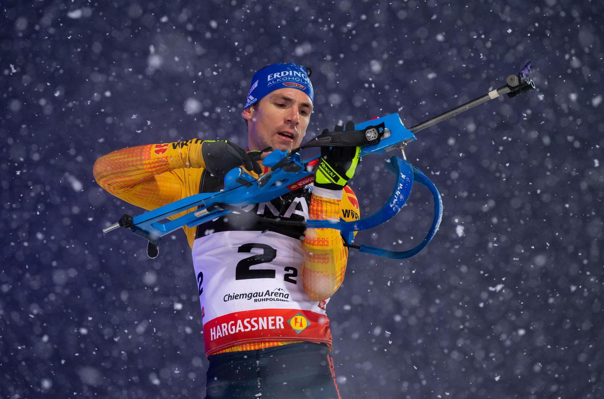 Leises Servus: Biathlon-Star Schempp hört auf Körper streikt