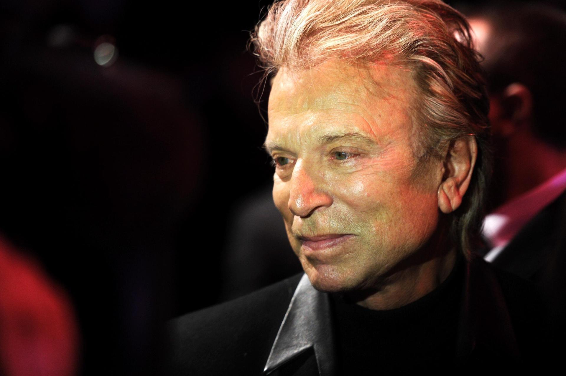 Magier Siegfried Fischbacher gestorben Im Alter von 81 Jahren