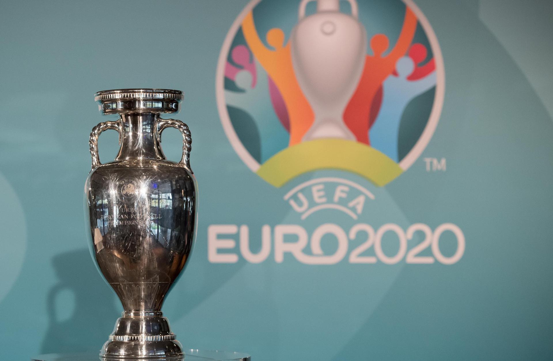 Noch keine Sorgen um EM-Spiele in London und Rom Fußball-Europameisterschaft