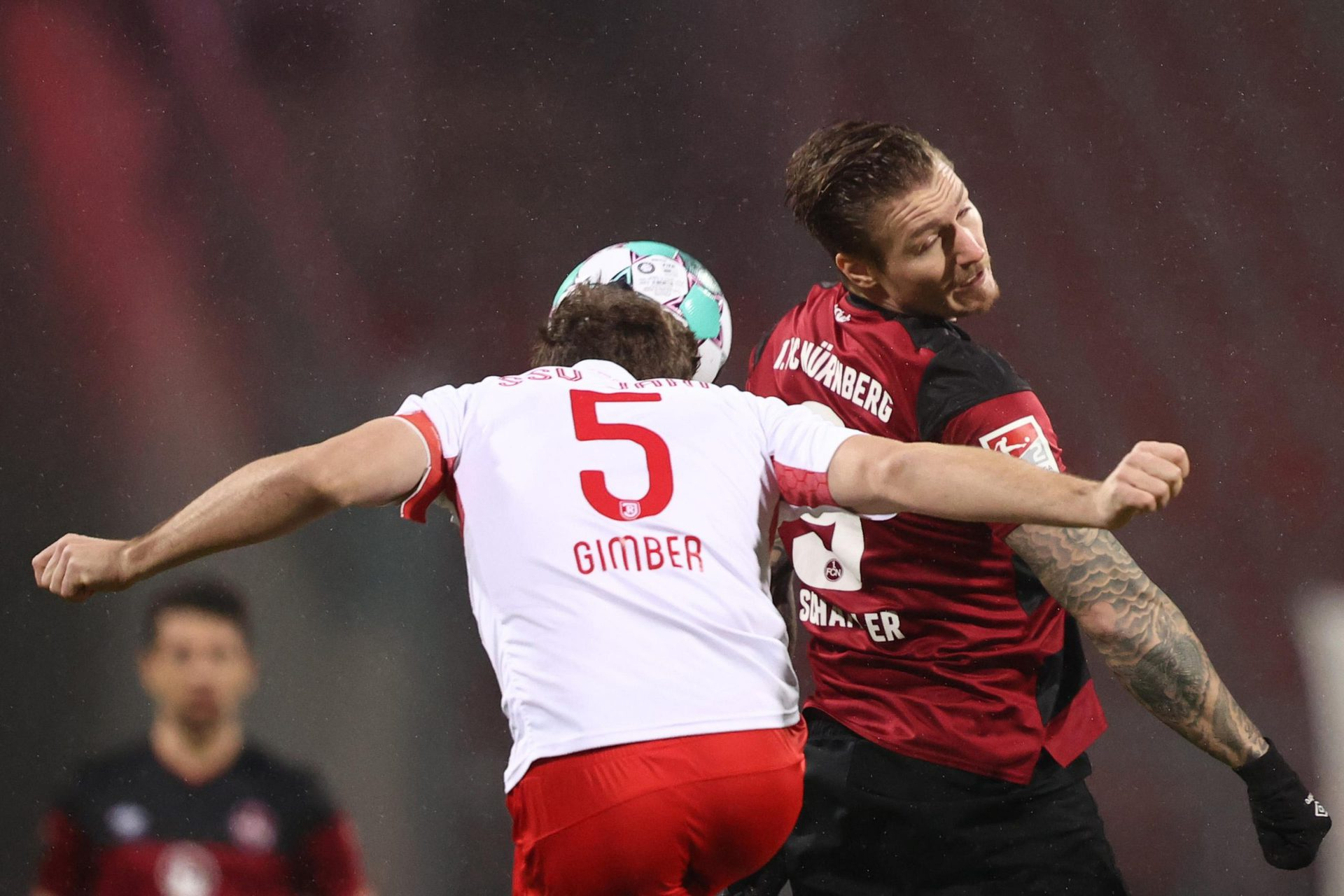 Albers schockt 1. FC Nürnberg: Jahn Regensburg gewinnt 1:0 2. Liga