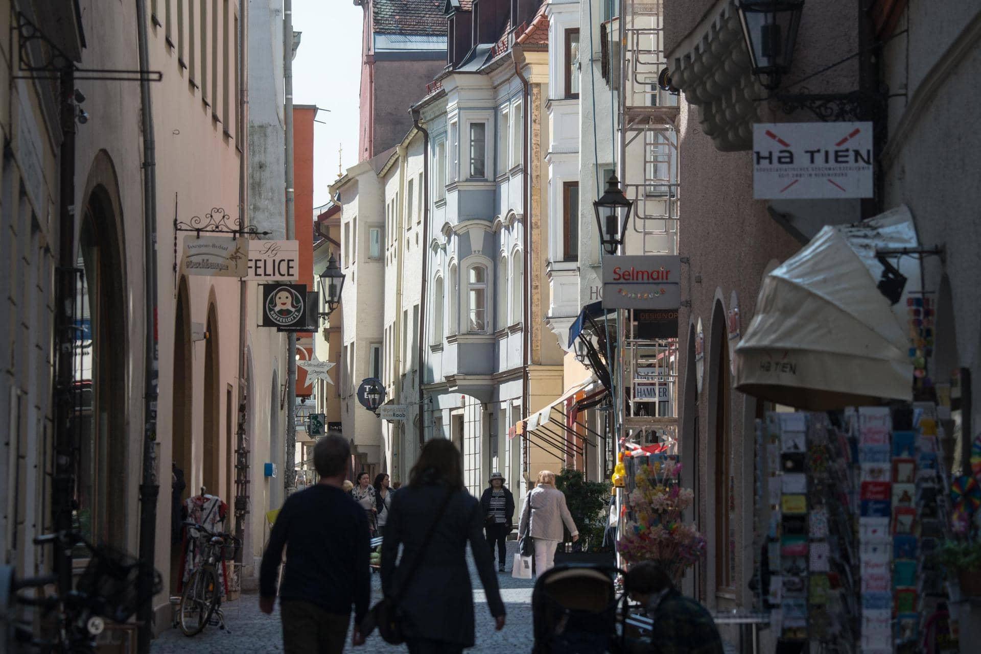 Regensburg ist Deutschlands Single-Hauptstadt Studie der GfK