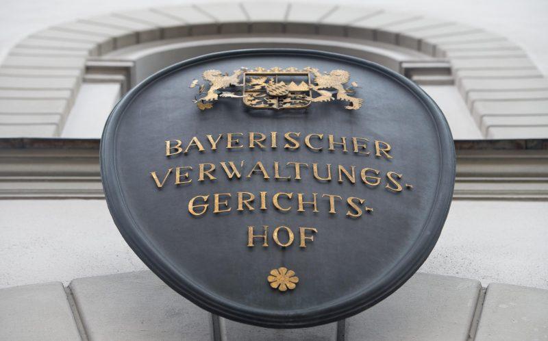 Bayerischer Verwaltungsgerichtshof