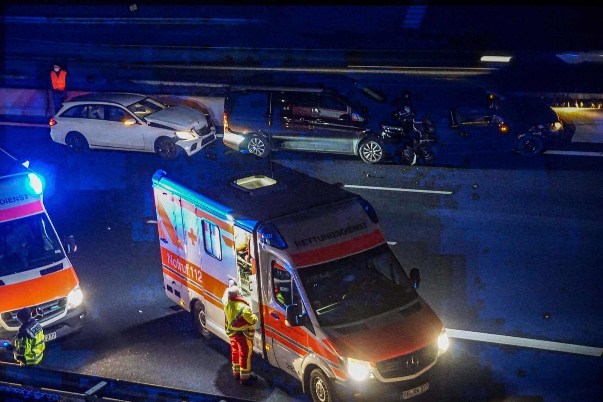 Verkehrssicherheit: Deutschland verfehlt Ziel Unfallverhütungsbericht