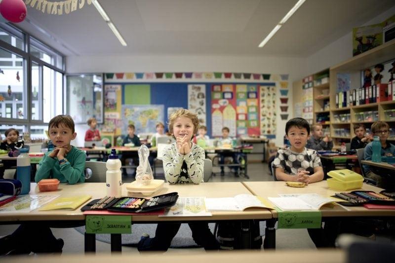 Klein anfangen und groß rauskommen Am 2. und 3. Februar ist Schuleinschreibung an der Domspatzen-Grundschule. Die Schule im Osten der Stadt bietet viele Möglichkeiten, Talente zu entdecken und auszubilden.