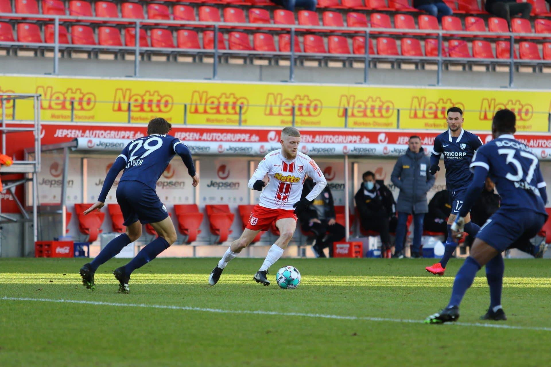 Jahn Regensburg steht am Scheideweg Abstiegskampf oder gesichertes Mittelfeld? Sandhausen und St. Pauli sind die Gradmesser