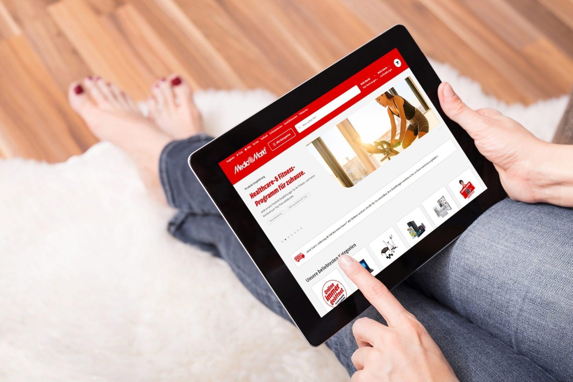 Abholung von online bestellter Ware Bei MediaMarkt Regensburg / Neutraubling ab sofort möglich
