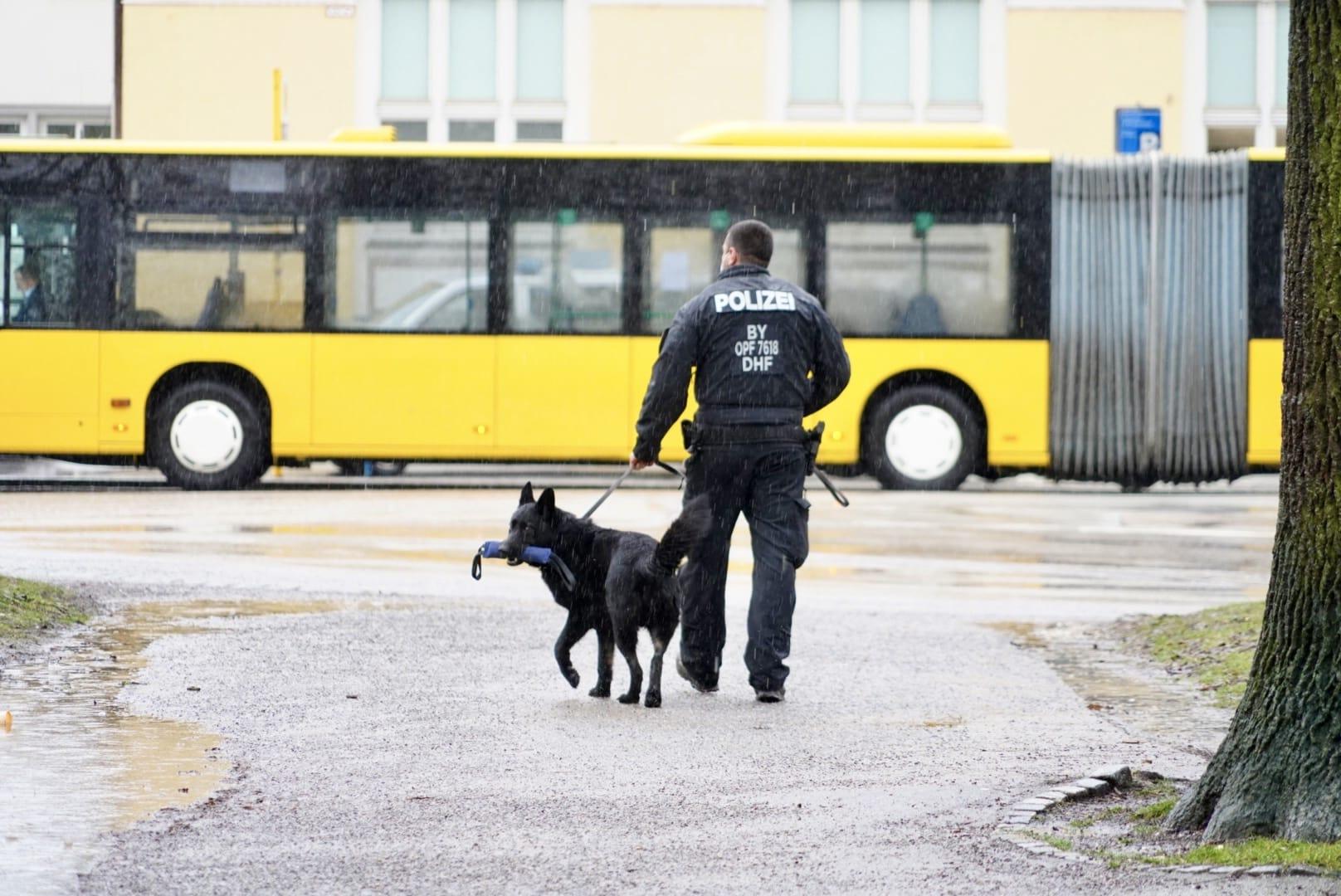Drei mutmaßliche Dealer festgenommen Drogenrazzia in Regensburg