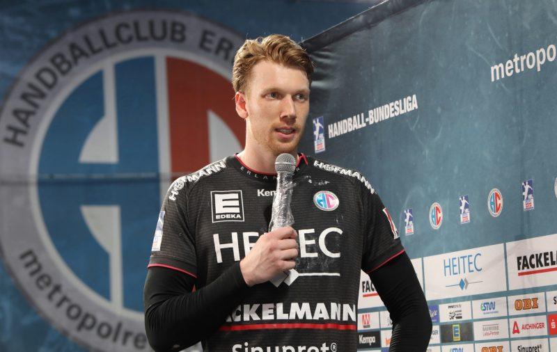 Handball: HC Erlangen gewinnt gegen Füchse Berlin Schon am kommenden Donnerstag wird der HC Erlangen beim HSC 2000 Coburg gefordert