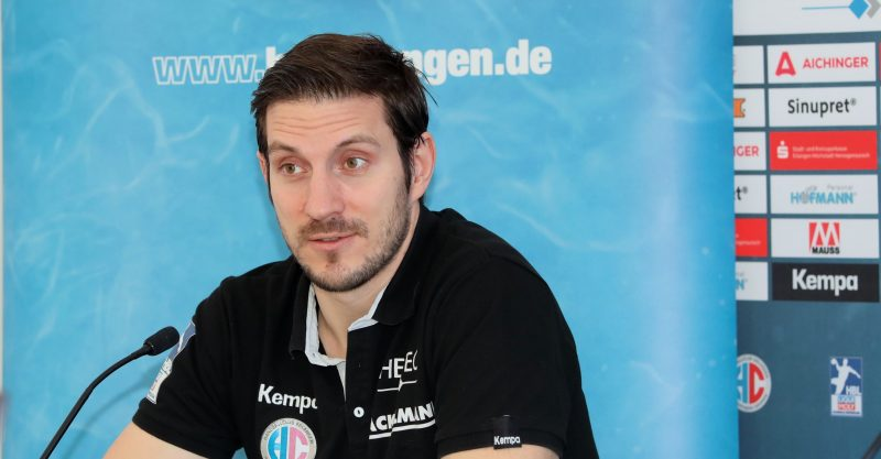 Handball: HC Erlangen reist zum Frankenderby Bisher eine ausgeglichene Bilanz
