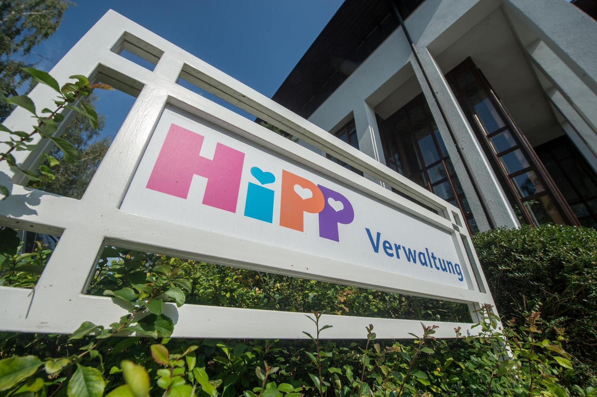 Babynahrungshersteller Hipp Ziel von explosiver Postsendung Nach Brief-Explosion bei Lidl