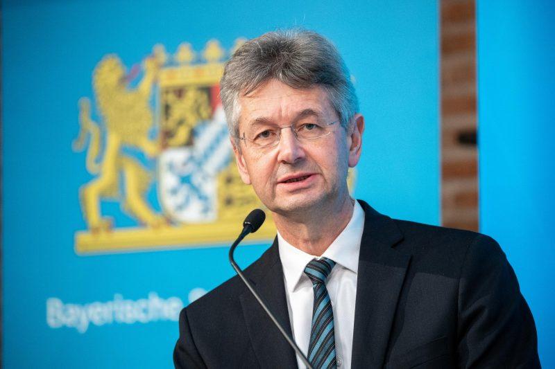 Bayerns Kultusminister Michael Piazolo (Freie Wähler)