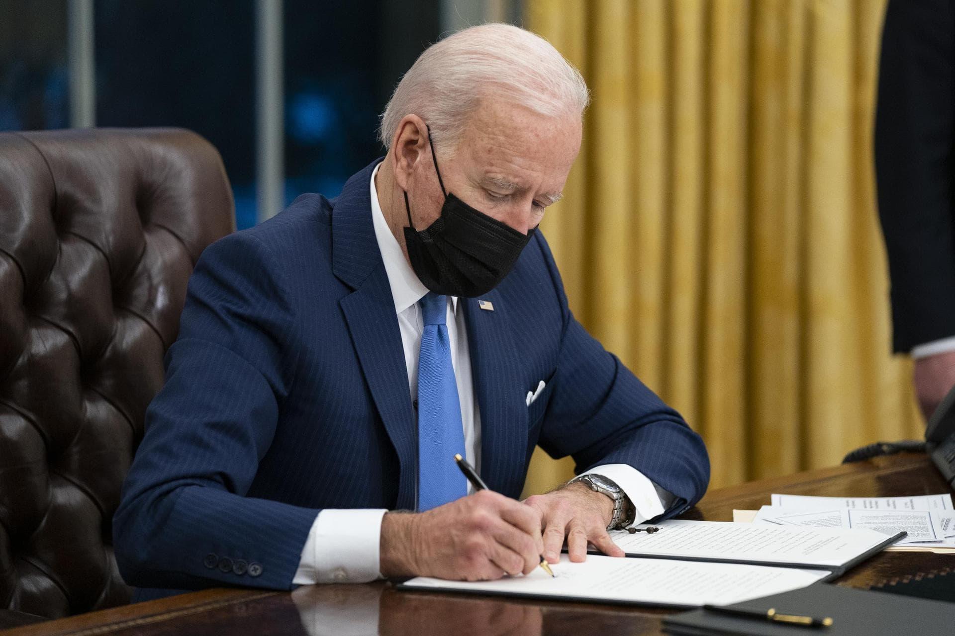 Biden revidiert Trumps Migrationspolitik «Moralische Schande»
