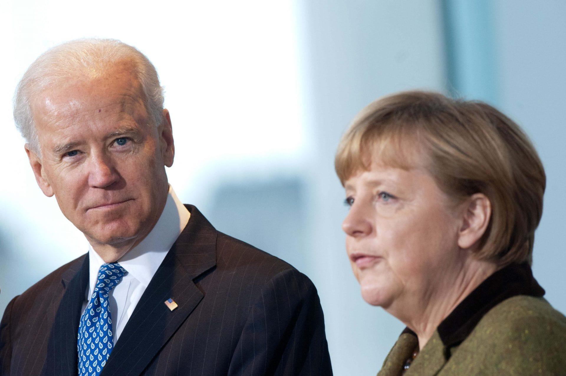 Biden und Merkel bei G7-Gipfel und Sicherheitskonferenz Diplomatische Treffen