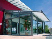 Riembauer Terrassenüberdachung und Markisen Center