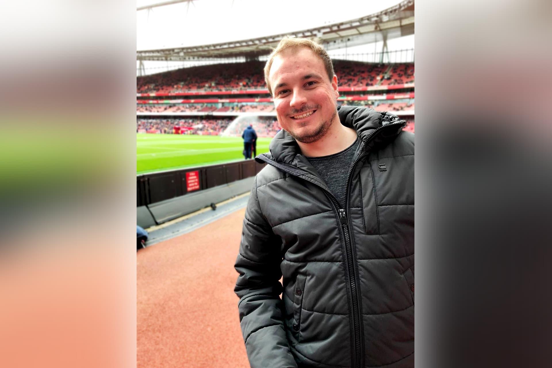Rettet Chris! Der an Blutkrebs erkrankte 27-Jährige sucht nach passendem Stammzellenspender