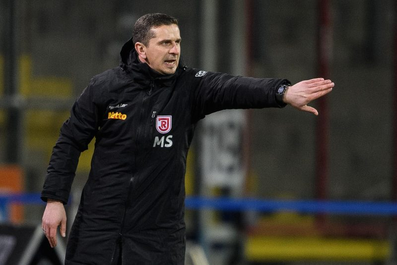 Jahn-Coach Mersad Selimbegovic