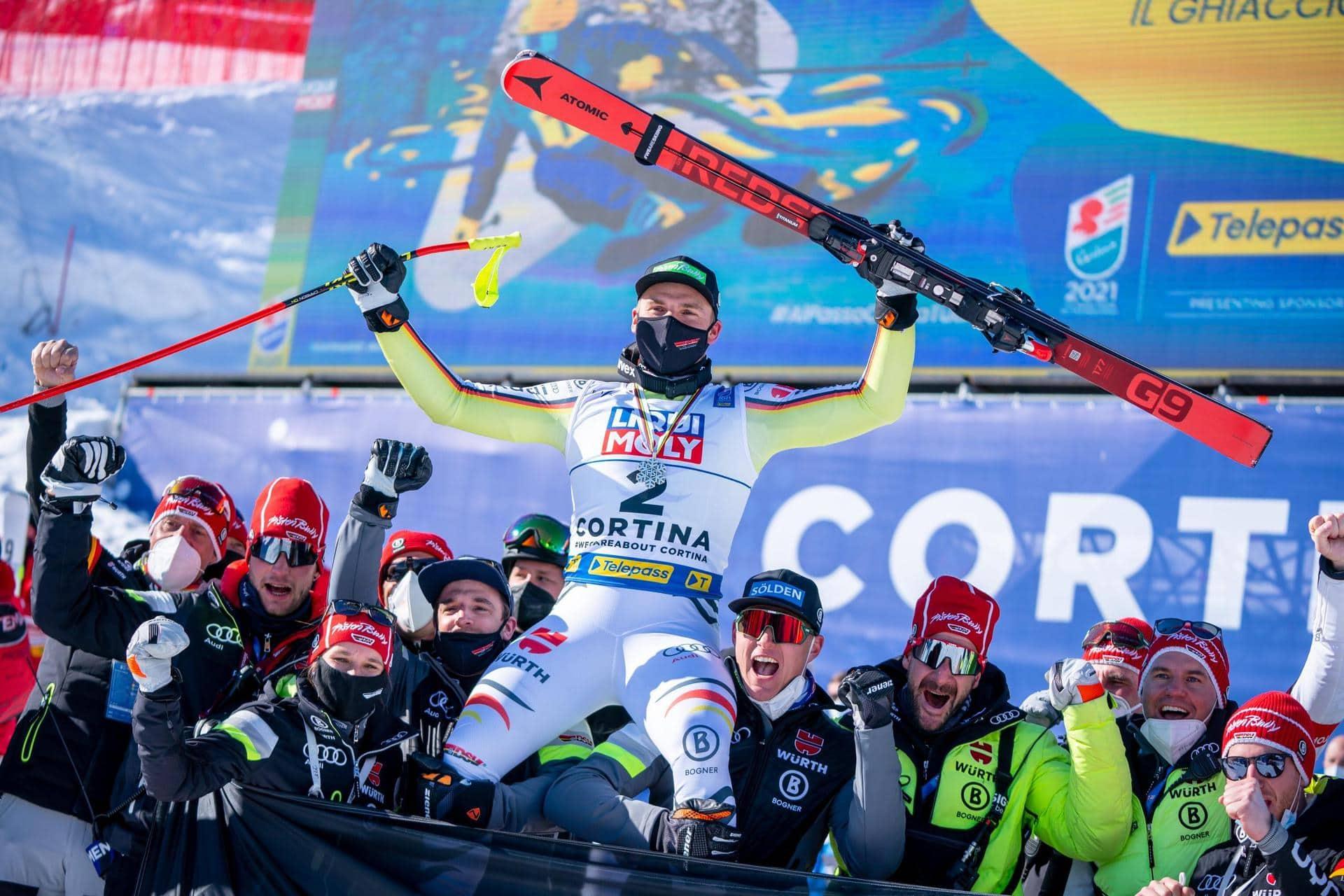 Nach WM-Traumauftakt: Deutsche Ski-Asse heiß auf «Zugabe» Alpin-Weltmeisterschaft