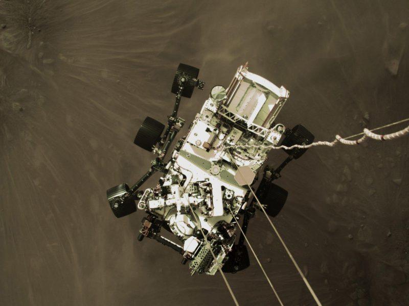 Nasa-Rover «Perseverance»