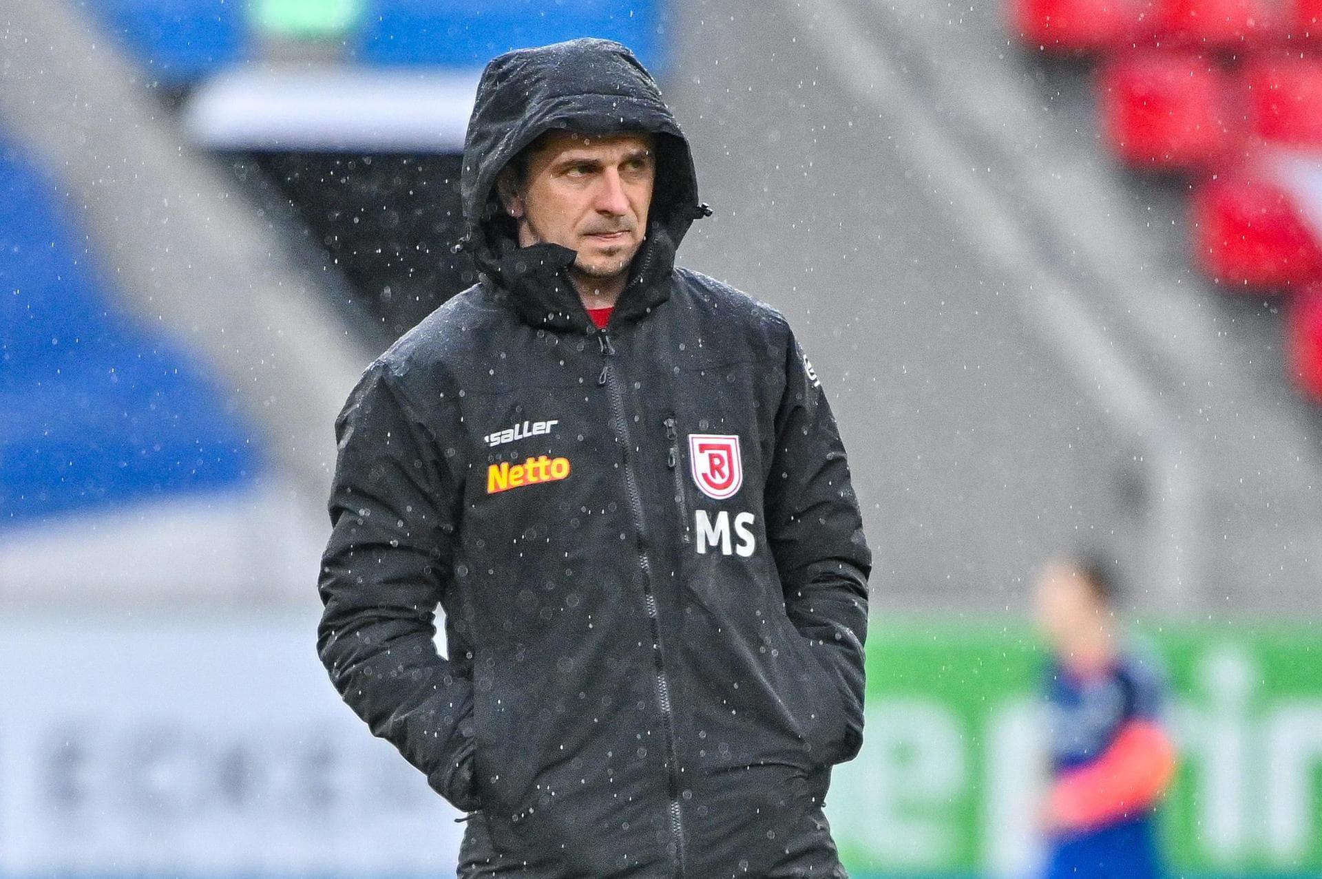 Regensburg will «mutig» gegen Köln spielen DFB-Pokal