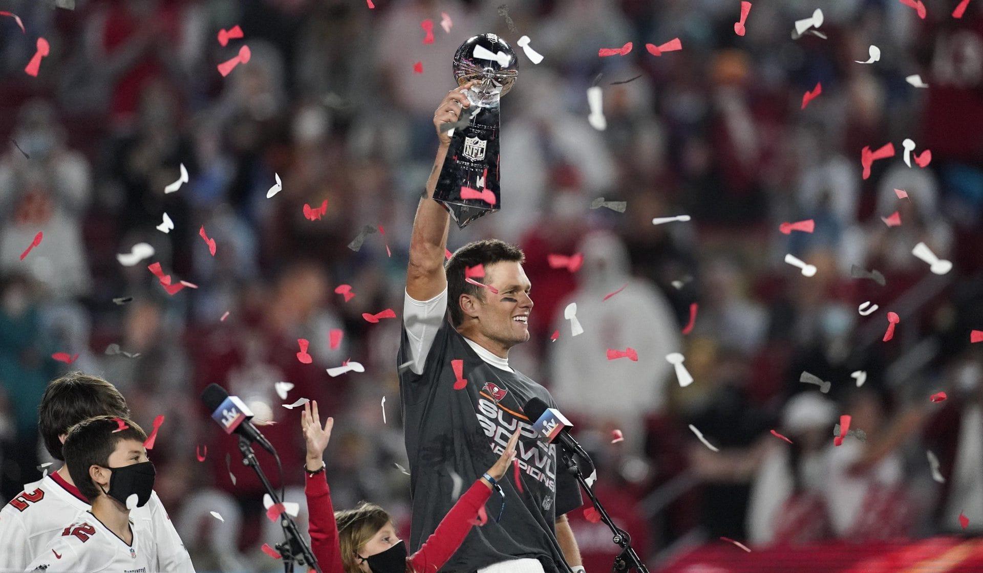 Überragender Brady führt Tampa Bay zum Super-Bowl-Triumph American Football