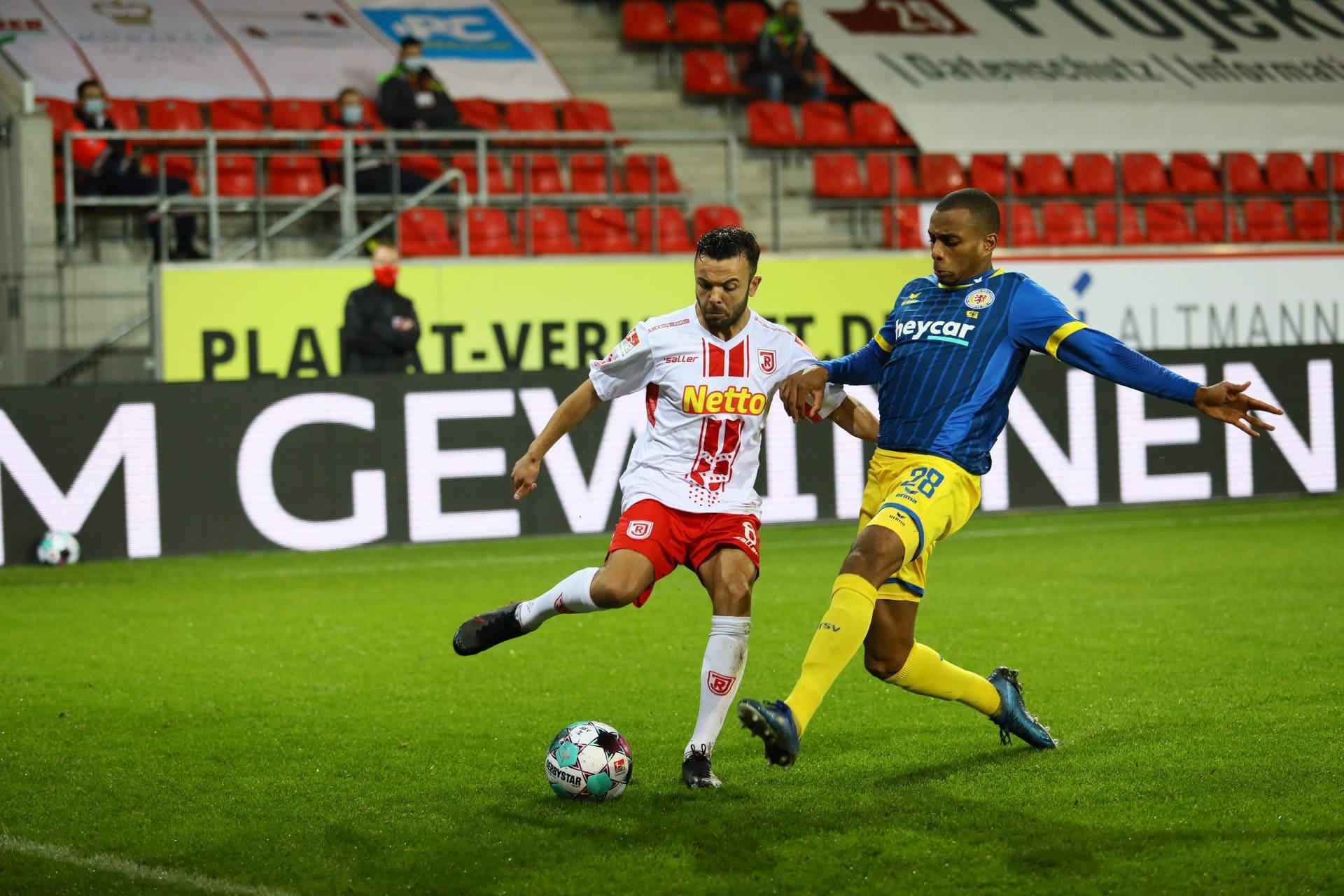 """Jahnelf erwartet kämpferische Löwen Regensburg will Braunschweig """"permanent unter Druck setzen"""" und Punkte mitnehmen"""