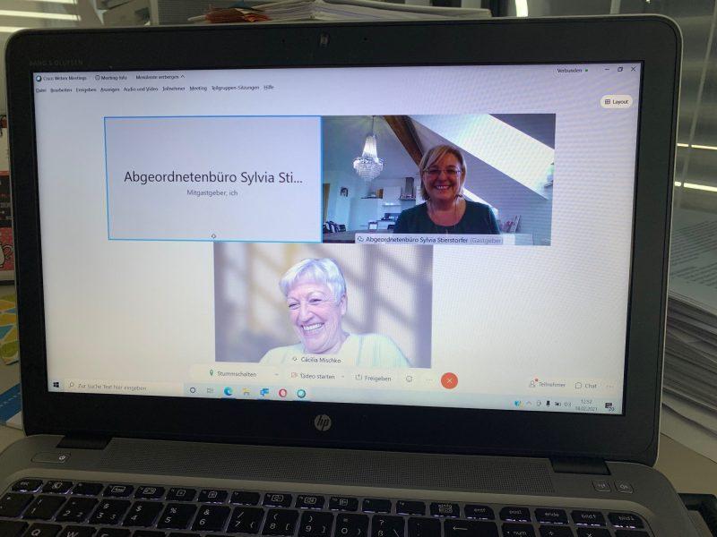 Enger Austausch mit der Schulgemeinschaft MdL Sylvia Stierstorfer erörtert aktuelle Situation an Grund-, Mittel- und Förderschulen mit Bayerischem Schulleiterverband