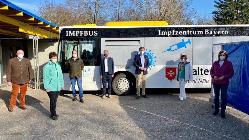 Foto Impfbus
