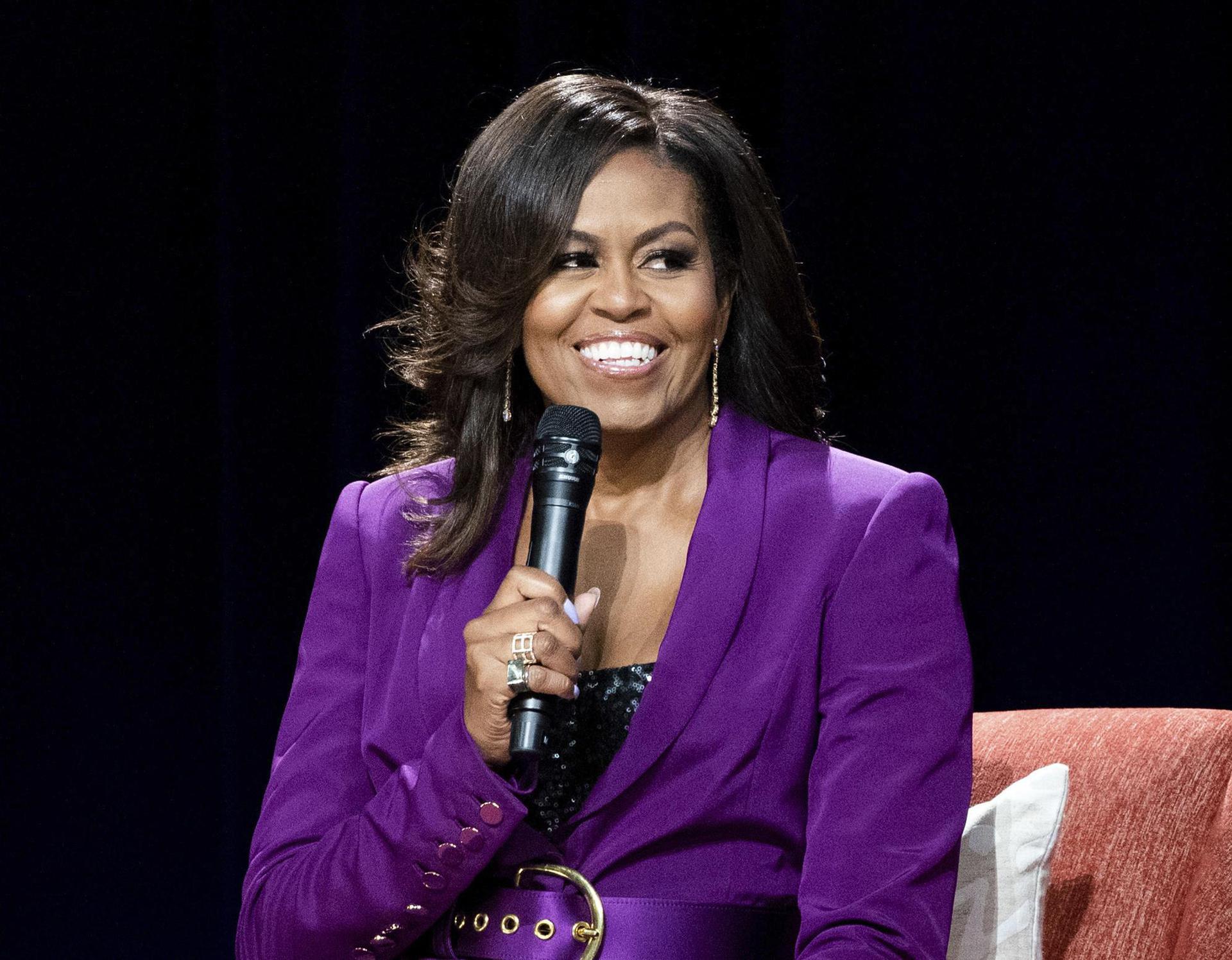 Große Ehre für Michelle Obama Ex-First Lady