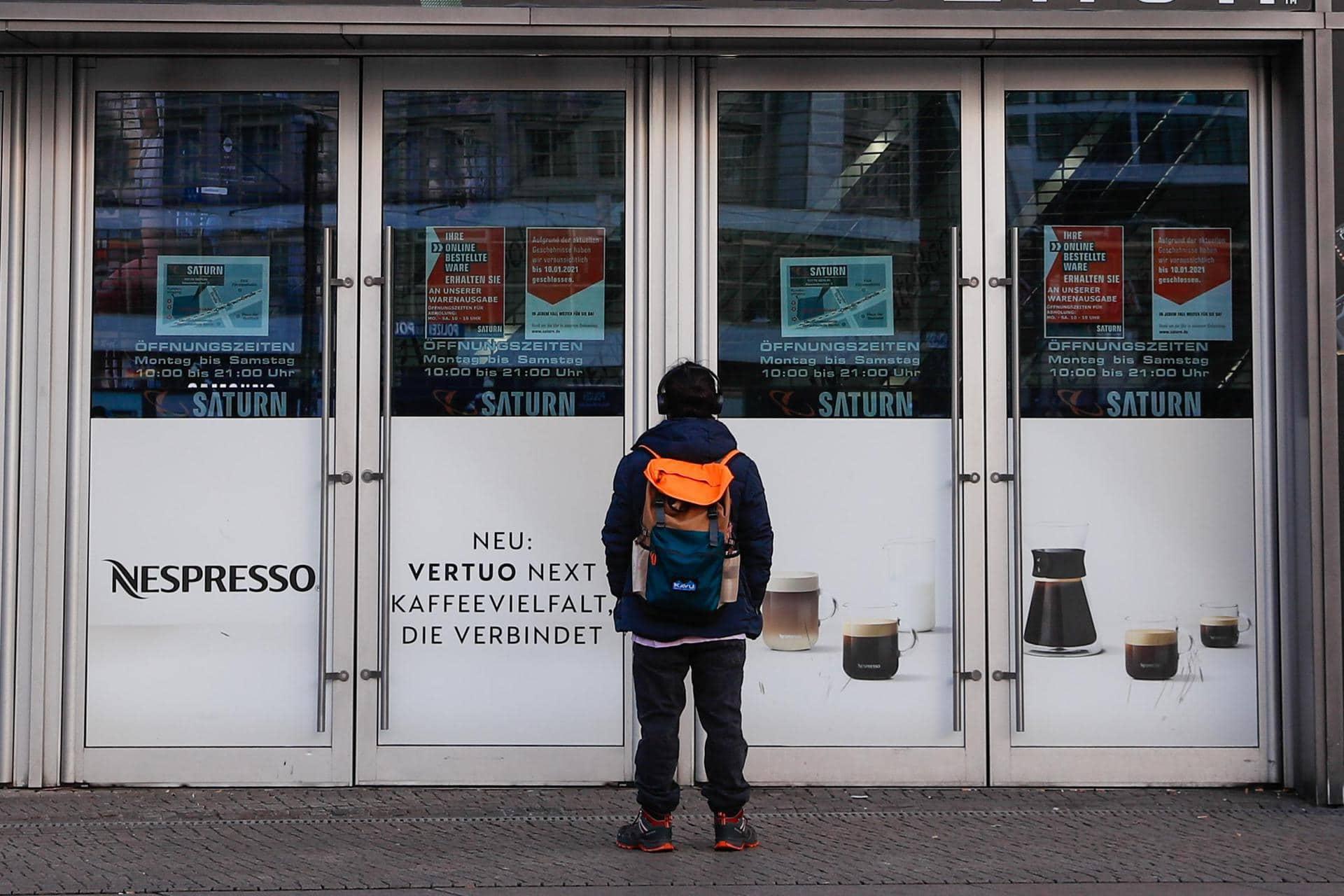 Händler pochen auf baldige Öffnung Vor Bund-Länder-Treffen