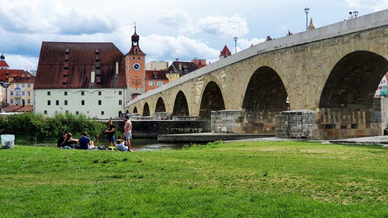 Grüne Jugend Regensburg startet Petition Betretungs- und Musikverbot auf der Jahninsel soll aufgehoben werden