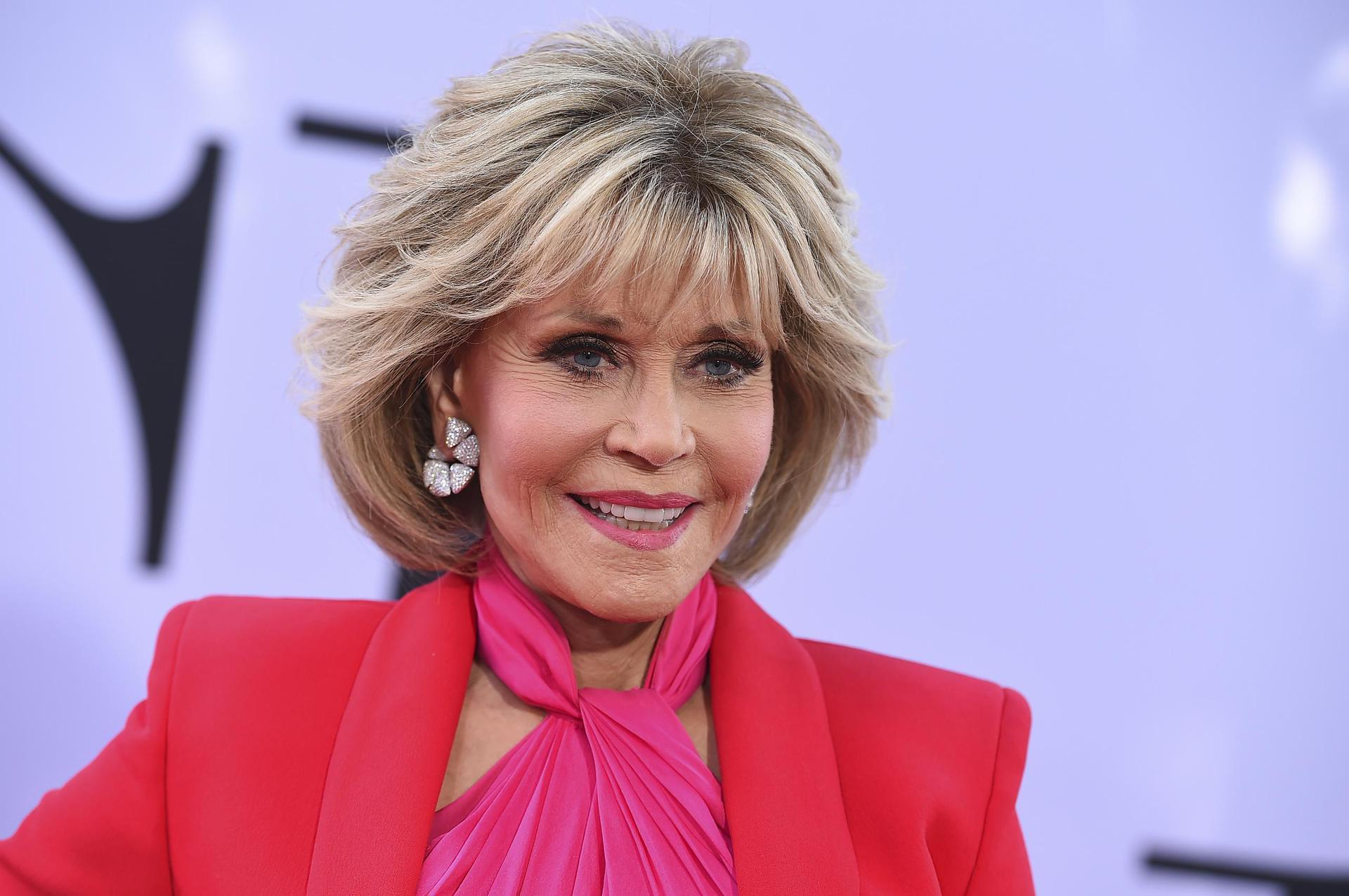 Jane Fonda: Romantik nur noch mit jüngeren Männern Oscar-Preisträgerin