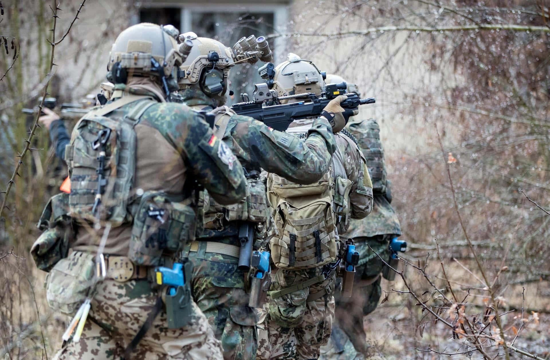 KSK: Umgang mit Munition auch Vertrauenssache Prozess gegen Soldat