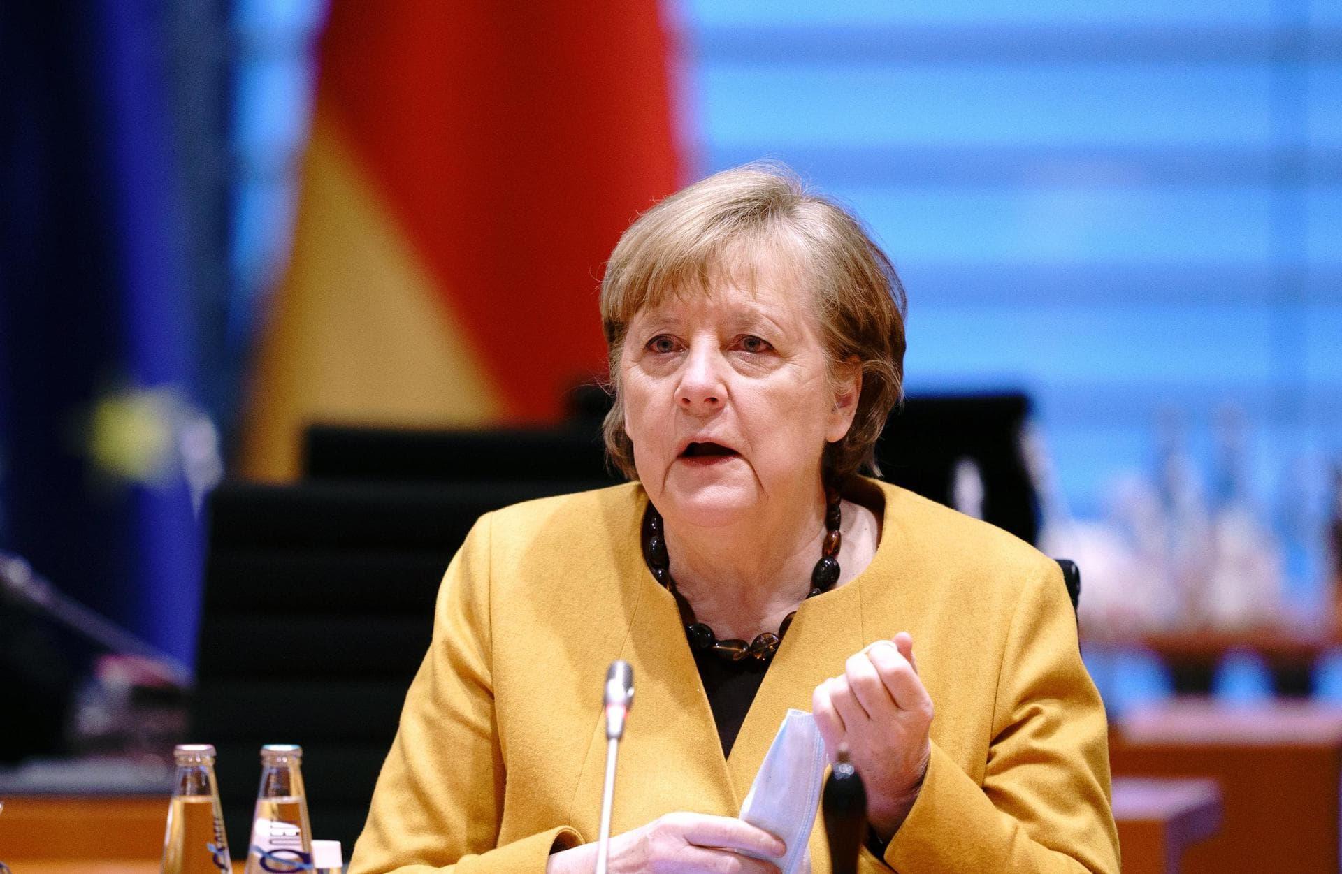 Kreise: Merkel stoppt Osterruhe Bund-Länder-Schalte