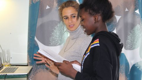 Mädchencamp