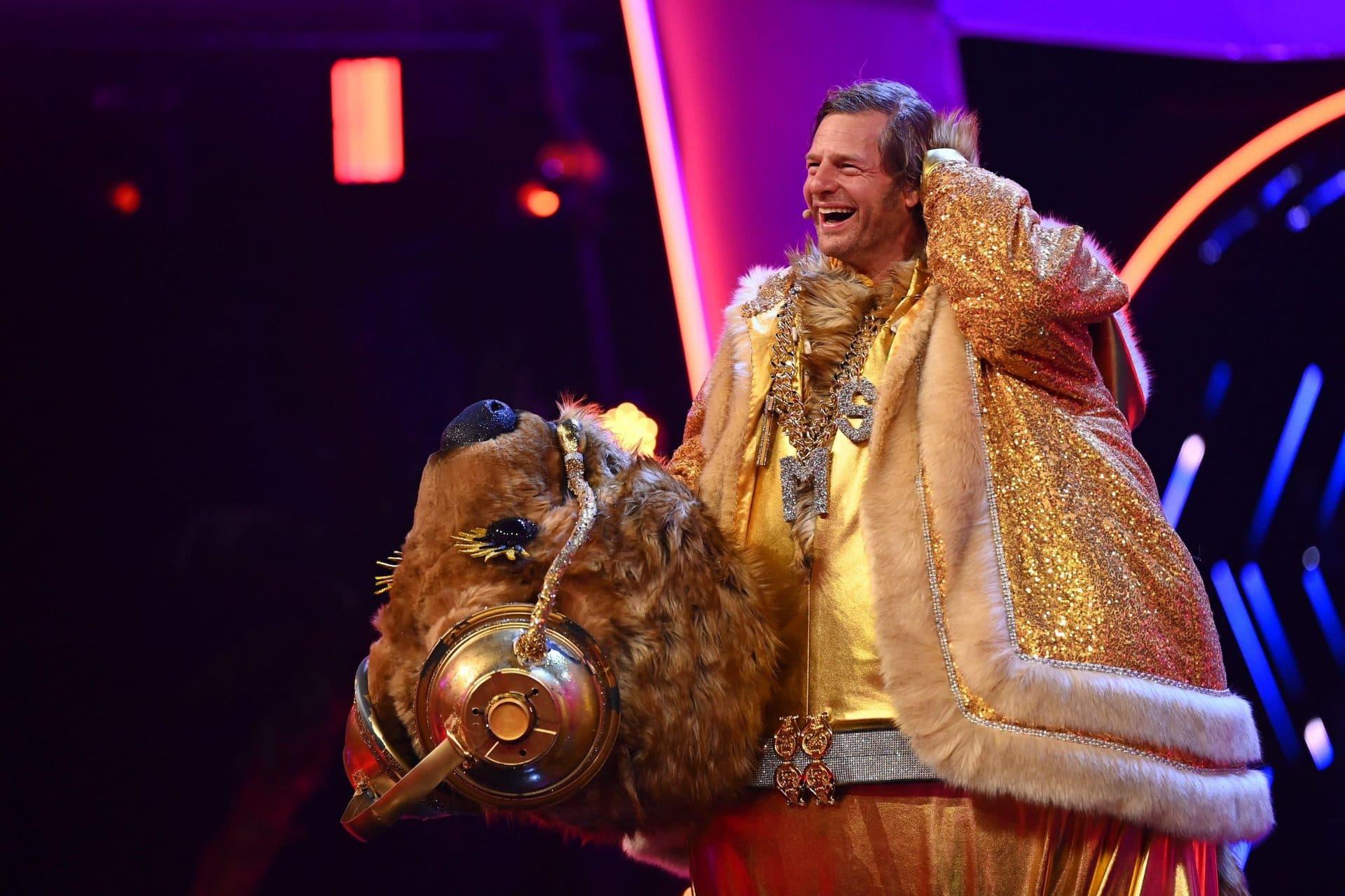 «Masked Singer»: Das Quokka ist «Der letzte Bulle» ProSieben-Show