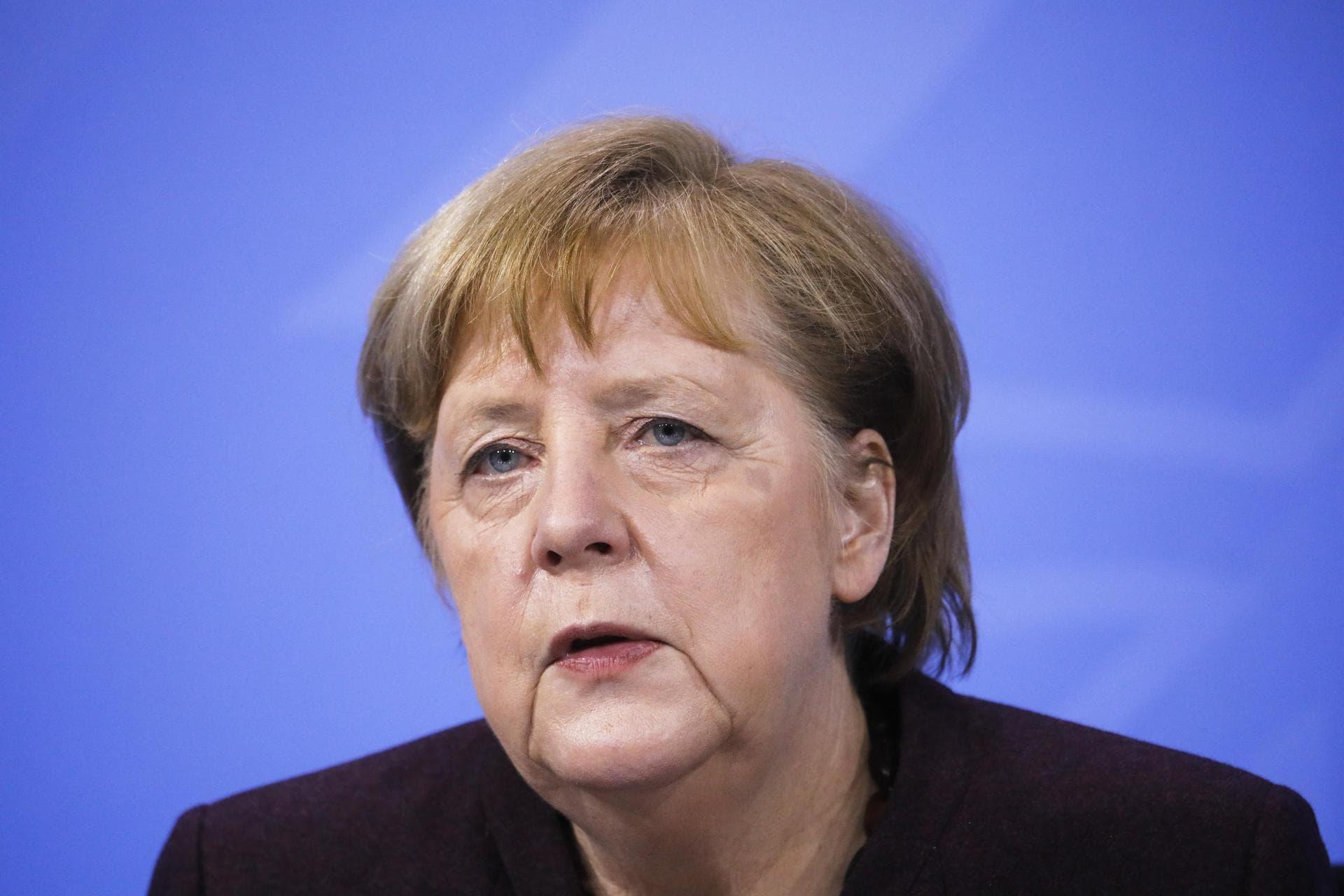 Merkel: Können Übergang in eine neue Phase gehen Bund-Länder-Beratungen