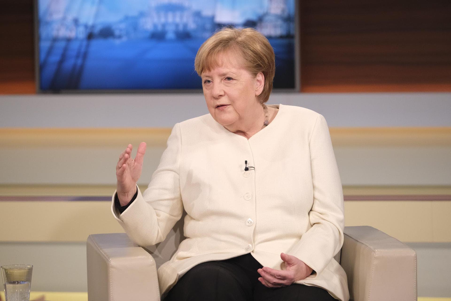 Merkels Machtwort und die Kritik am Coronakurs Staat in der Krise