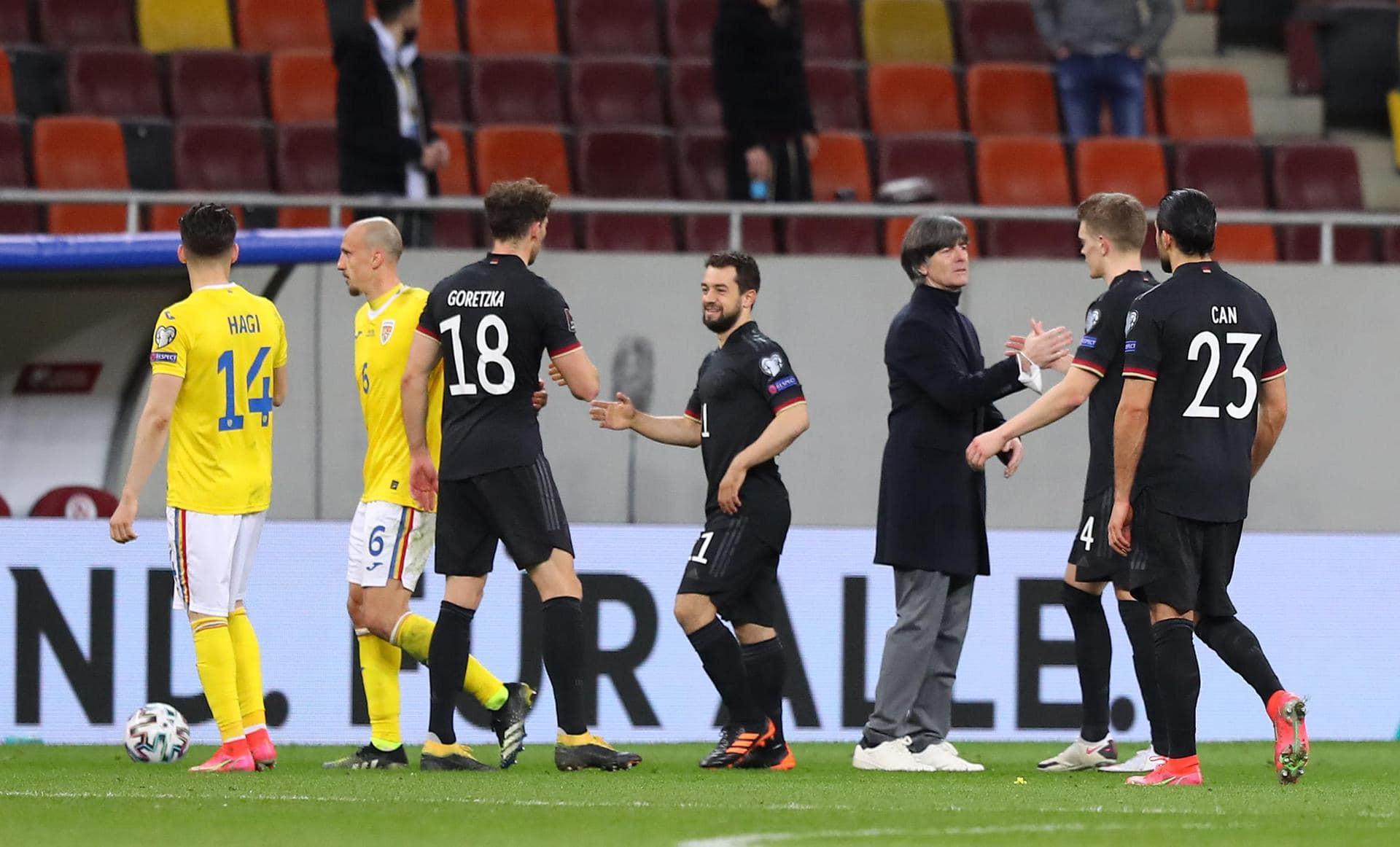 Nach Sieg in Rumänien: Löw will einen dritten Quali-Sieg WM-Qualifikation