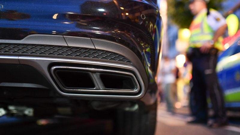 Projekt gegen Autoprotzer