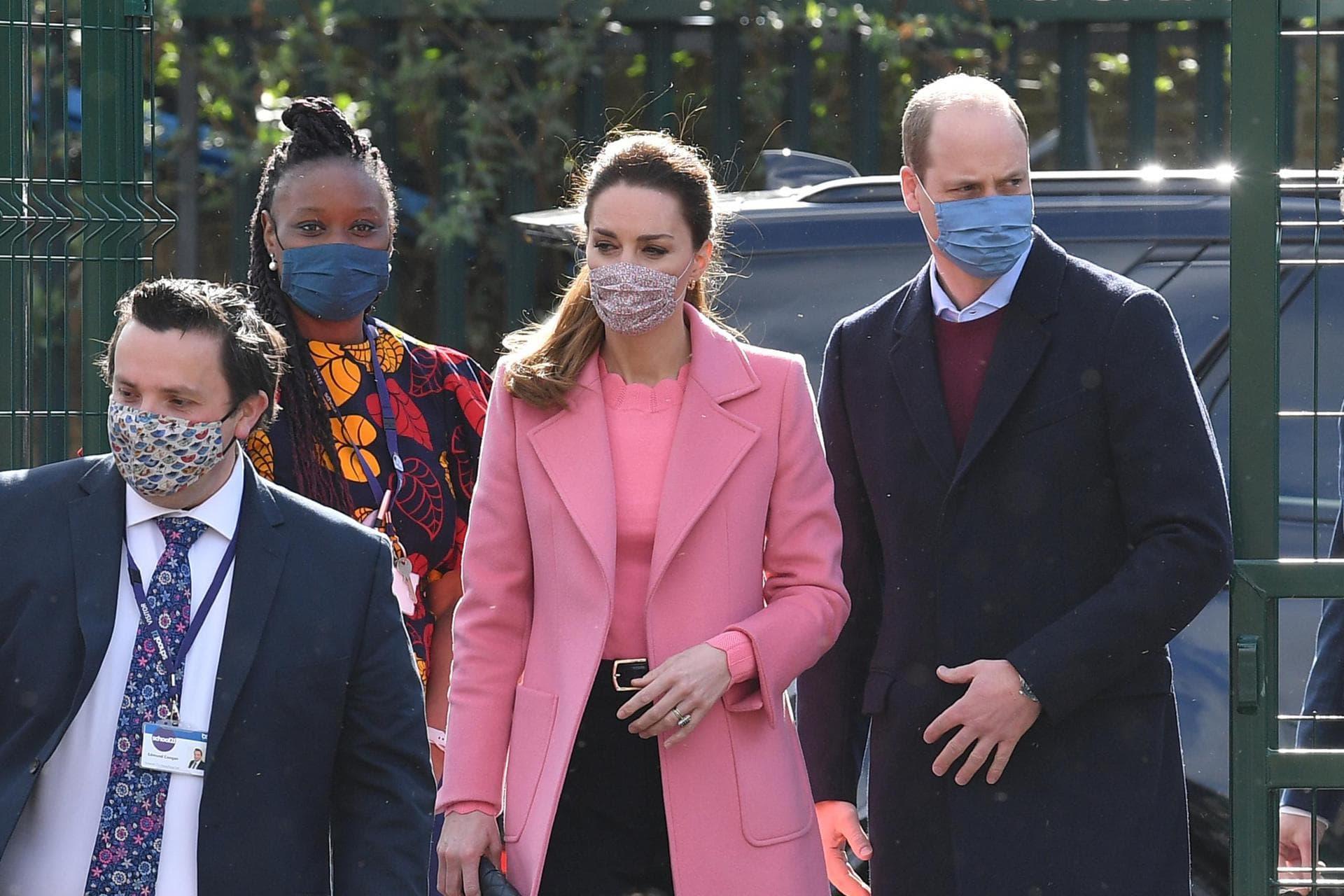 Prinz William: «Wir sind keine rassistische Familie» Nach Oprah-Interview