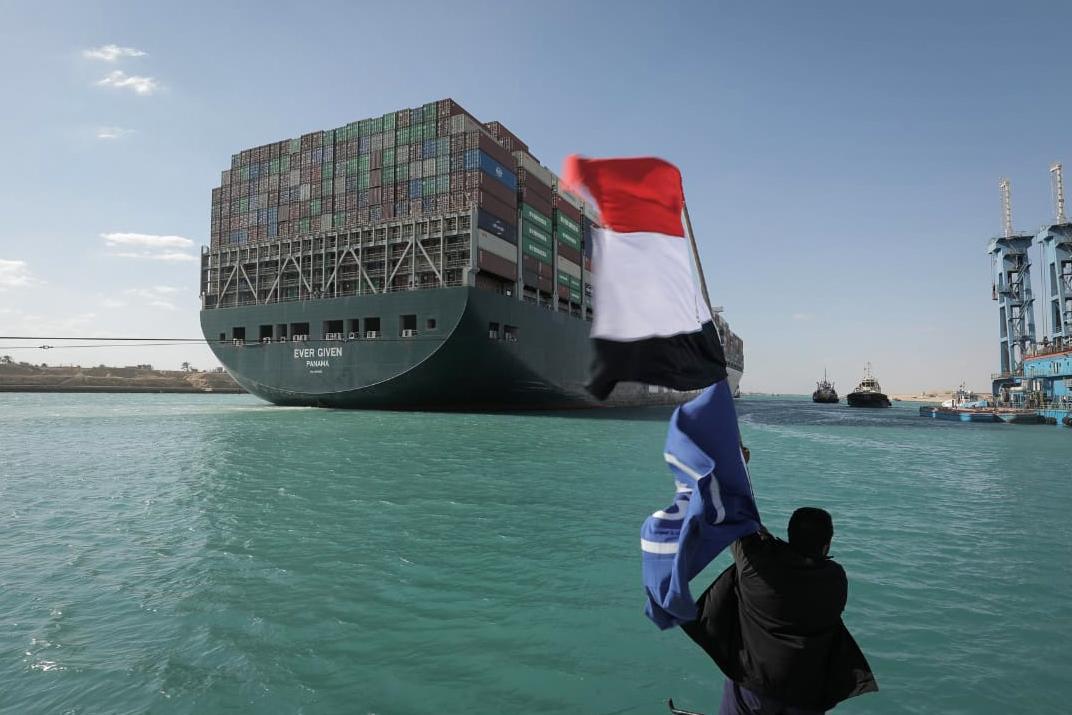 Schiffsverkehr im Suezkanal wieder angelaufen Blockade durch «Ever Given»