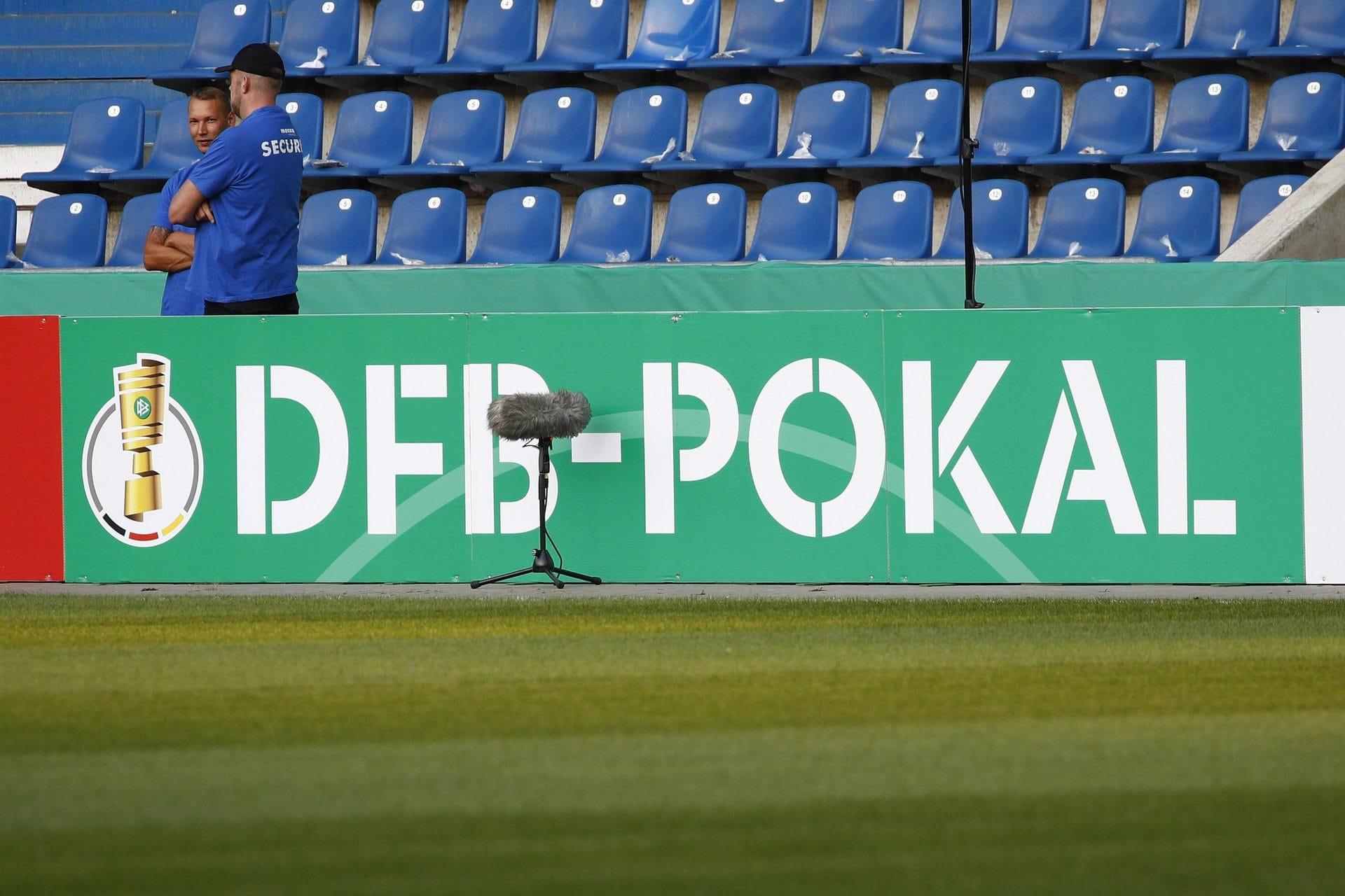 Spiel Regensburg gegen Bremen auf 7. April terminiert DFB-Pokal