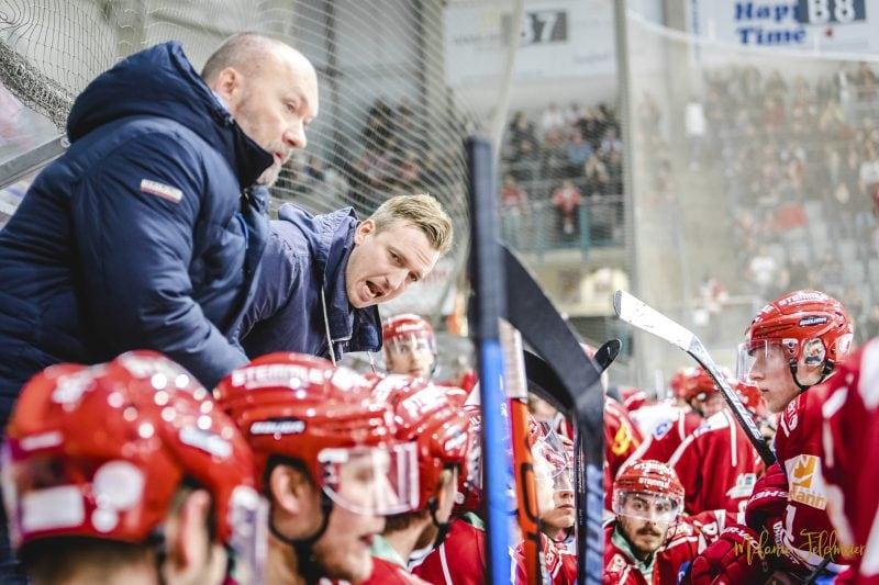 Kaltenhauser und Schnabl verlängern bei den Eisbären Cheftrainer und Sportlicher Leiter verlängern beim Eishockey-Oberligisten aus Regensburg