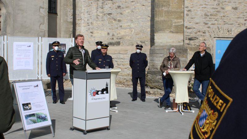 Walter Röhrl-Polizei