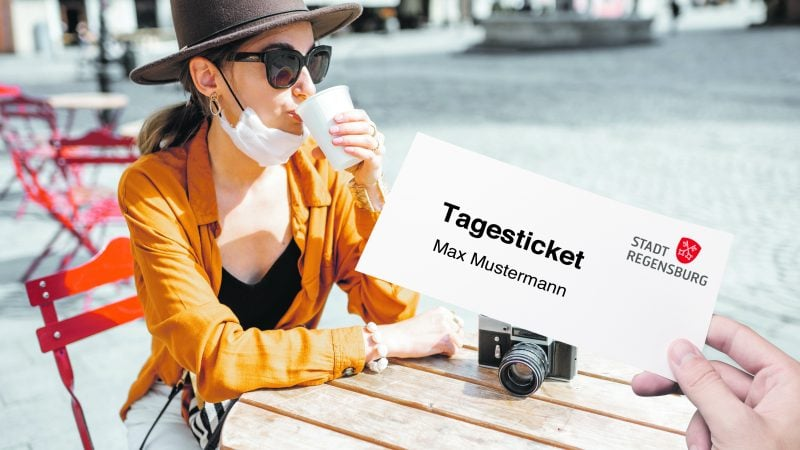 """Bald wieder mehr Gastro und Kultur? Mehr Tests, mehr Corona-Lockerungen - das """"Tübinger Modell"""": Stadt und Landkreis Regensburg bewerben sich für Modellprojekt."""